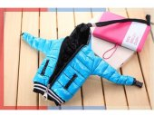 Universal Down Jacket Style / Cell Phone Carrying Case Pouch for iPhones / Galaxy S4