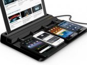 All in one Power Station for Tablets / Cell / iPhone / iPad / Galaxy Tab / Galaxy Note