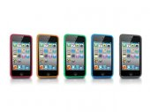 SOFTSHELL case for iPod touch 4G