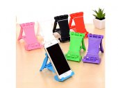 Portable Collapsible Desk Stand holder for iPhone / iPad / Tablets / Smartphones and MP3 Players