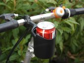 Bike Handlebar Drink Holder