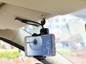 Car Sun Visor Mount (Holder) for iPhone / Phablets / Galaxy Note 5 / Galaxy S6 / Smarphones