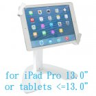"Desktop Anti-Theft POS Stand / Demo Kiosk / Booth for Samsung Note Pro, Tab Pro 13.0"" Tablets"