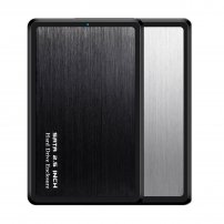 "USB-C Type-C to 2.5"" SATA SSD HDD 22Pin External Hard Disk Enclosure for Laptop & PC"