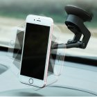 Car Windshield / Dashboard Mutli Angle Magnetic Stand for iPhone / Smartphones