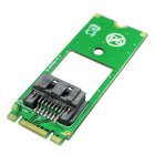 Opposite SATA HDD Hard Disk Drive to M.2 NGFF B-key Socket Adapter Converter Card 60mm
