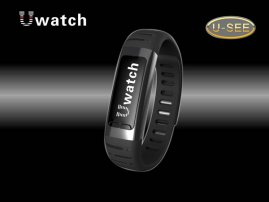 U8 uWatch - Bluetooth Wrist Watch for iPhone / Android Phones / HTC / Sony Smartphones (Slim)
