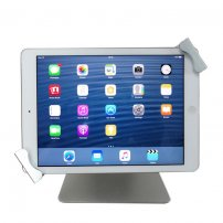 Universal Desktop Mount and Enclosure with Anti-Theft / Secure Lock for Samsung Galaxy Tablets