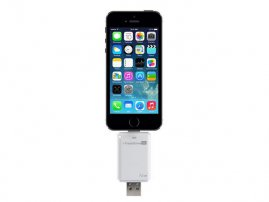 Dual Platform (USB / PC, 8 pin Lightning) 32GB External Storage Made for iPhone / iPad / iPod Touch