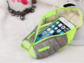 Universal Down Jacket Style / Cell Phone Carrying Case Pouch for iPhone 6 Plus / Note 4 / Phablets