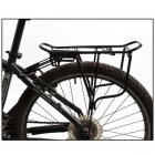 Seatpost-mounted Commuter Carrier / Rear Mount Bicycle Cargo Rack