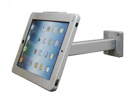"Customized Anti-Theft Apple iPad Pro 9.7"" / iPad Air / iPad 7 On-Wall Mount with Secure Lock"