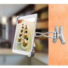 Articulating Wall Mounting Security Lock for iPad Air / iPad Pro 9.7 / iPad Mini and Samsung Tablets