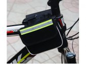 Bicycle Frame / Pannier / Rack / Tube Bag with Reflective Tapes