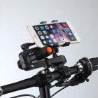 2-in-1 Universal Bicycle / Motorcycle Flashligh Mount, iPhone / Cellphone / Smartphone / GPS Holder