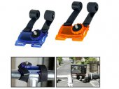 Bracket / Holder / Mount on Motorcycle / Bicycle for Small Camera / DC / BlackBox / Video Recorder