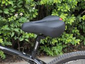 "10.6"" * 7.9"" High Rebound Foam Bike Seat for comfort Cycling"