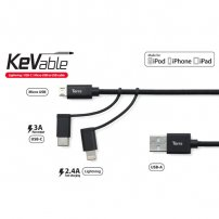 Torrii KeVable 3 in 1 Cable