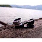 Hanger-Clip 0.45X Super Wide Angle Lens for Camera Phones (iPhone / iPad / Smart Phones / Tablets)