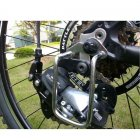 Bike / Bicycle Aluminum Derailleur, Chain Stay, Chain Guard, Gear Protector