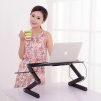 Adjustable Vented Laptop Table / Notebook Computer Desk Stand for iPad / Macbook / Tablets
