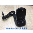 USB Cradle for TicWatch Pro Smart Watch / Replacement Charging Cable, Charging Dock, Charging Stand