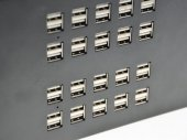 40-Port Super USB Charging Station