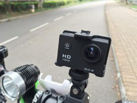 5MP Full HD 1080P / Bike / Helmet Sports DV Action / Car / Tripod / Waterproof Camera
