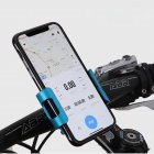 Alumium Screw-Lock Universal Bike & Motorbike Holder (Cell Phone Mount) for iPhone / Smart Phones