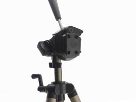 Adapter for Mounting Phone / Phablet / Tablet on Camera Tripod