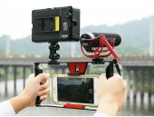 Ulanzi iPhone / Smartphone Filmmaking Recording Vlogging Rig Case / Movie Mount