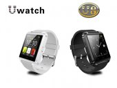 U8 uWatch - Bluetooth Wrist Watch for iPhone / Android Phones / HTC / Sony Smartphones (Square)