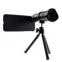 18X - 30X Zoomable Monocular / Telescope Lens for iPhone / Smartphones