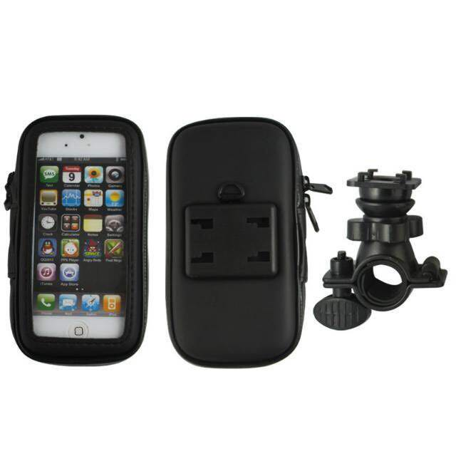 Bicycle Waterproof Mount for iPhone 5s / iPhone 5